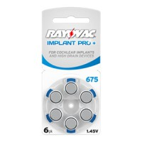 Rayovac 675 Implant Pro+ Cochlear