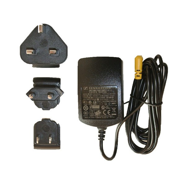 Sennheiser Netzteil NT 13 mit Länderadapter