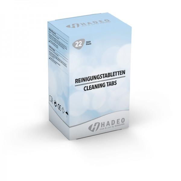Hadeo desinfizierende Reinigungstabletten