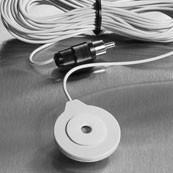 Humantechnik Mikrofonkabel für akustische Sender