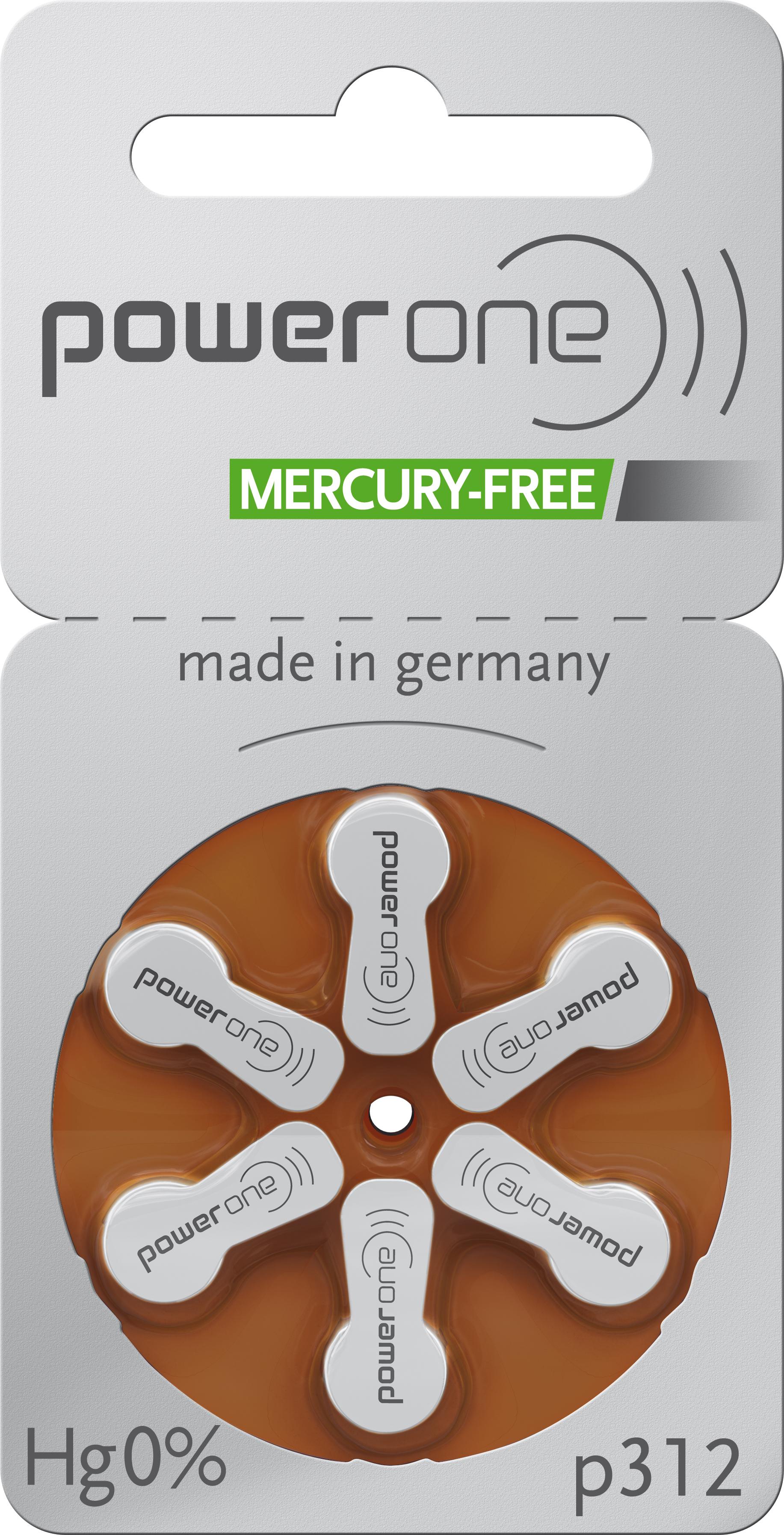 Hörgerätebatterien Typ 312 Günstig Kaufen Hörwerkstatt