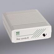 Humantechnik kleine lisa - Kombi 2 (akustischer Türklingel- und galvanischer Telefonsender)