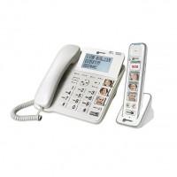 Seniorentelefon Geemarc AmpliDECT 295 Photo COMBI