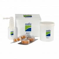 cedis Reinigungs- und Trockenset für IdO, eSET7, mit Bürstenspray