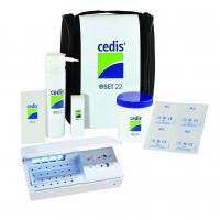 Cedis Kulturbeutel eSET22 - inklusive elektrischer Hygiene-Station e30.DUS