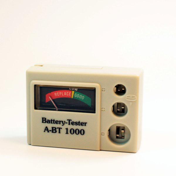 Batterietester A-BT1000 für Hörgerätebatterien