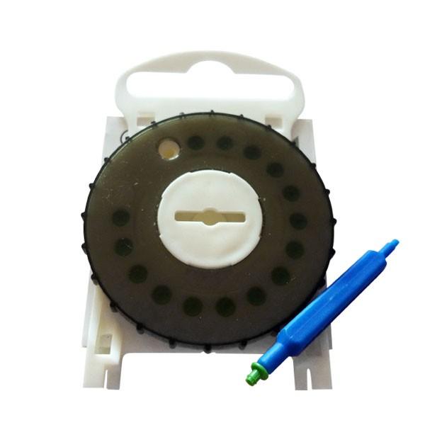 Cerumenfilter C-Grid grün für Siemens Hörgeräte - 16 Stück