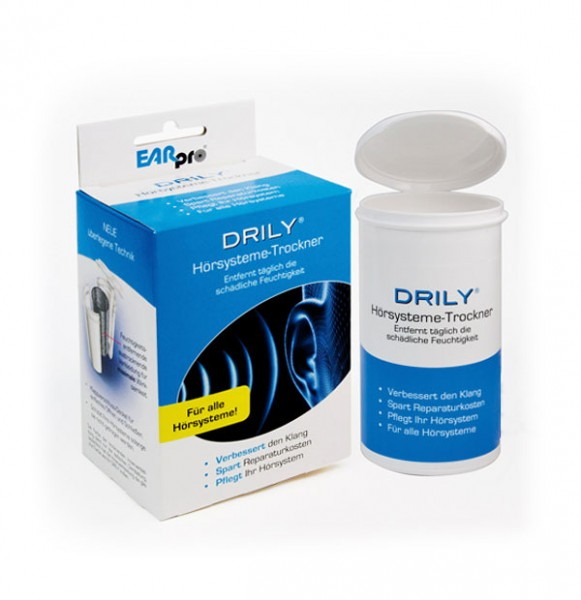 EARpro DRILY HörsgeräteTrockner