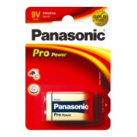 Panasonic Pro Power 9V Block - 6LR61