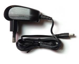 Steckernetzteil 9V für LISA Funk-Geräte, Kabellänge 1,8 m