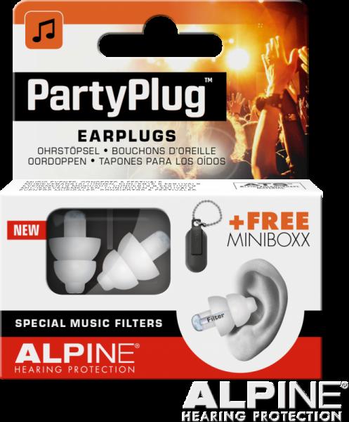 Alpine Gehörschutz PartyPlug