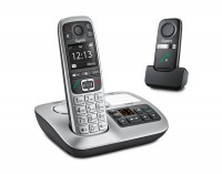 Gigaset E560A PLUS Großtastentelefon inkl. Freisprech-Clip