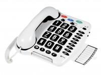 Seniorentelefon Geemarc CL 100 weiß