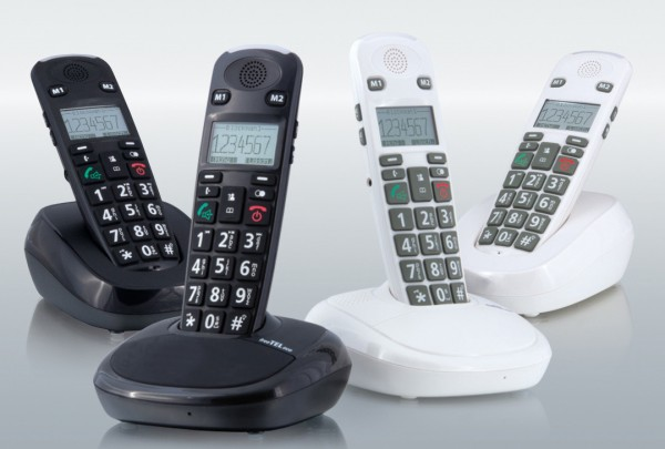 Humantechnik Schwerhörigen-Telefon freeTELeco