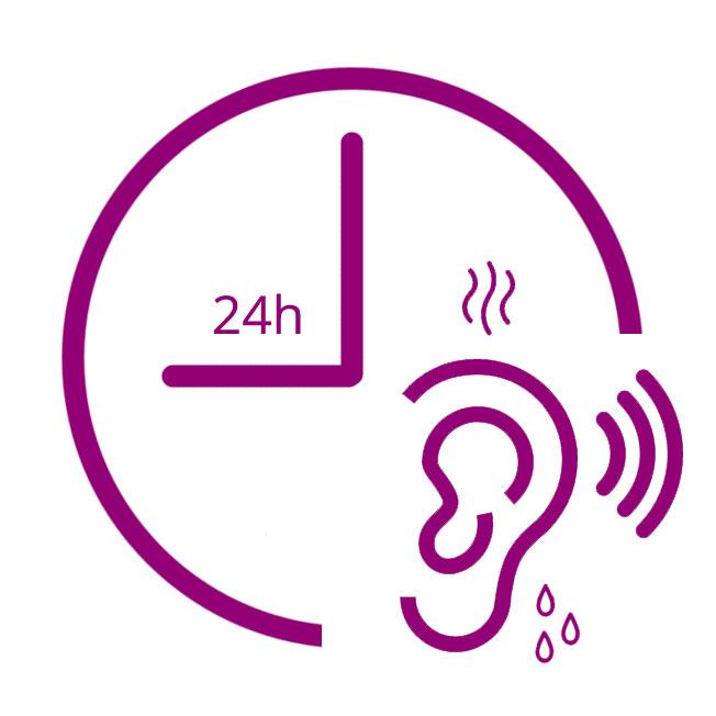 Trocknen von Hörgeräten