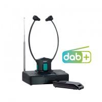 Humantechnik »tiviton-DAB« TV-Kopfhörer, Radio und Gesprächs-Hörverstärker