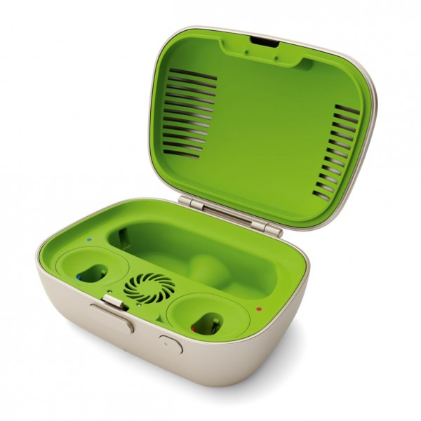 Phonak Charge and Care - die universelle Lade- und Trockenstation