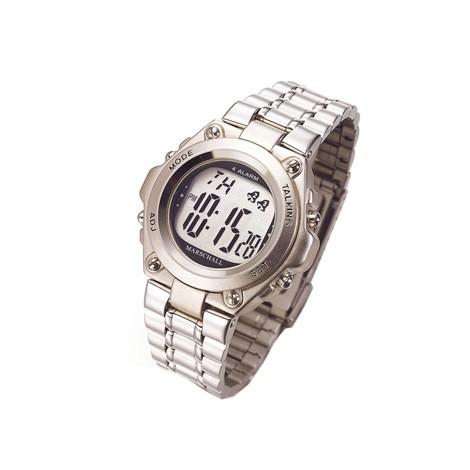 sprechende Armbanduhr für Blinde