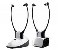 Funk-Kopfhörer und Zusatz-Kopfhörer Geemarc CL 7350 Duo-Set