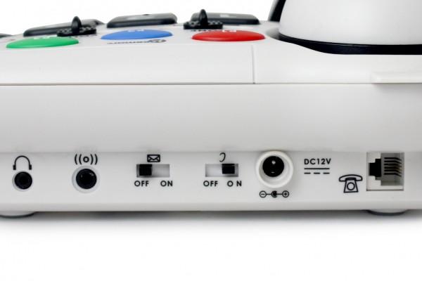 Schwerhörigen-Telefon Geemarc AmpliPOWER50