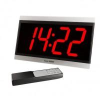 Große LED-Uhr mit Alarmfunktion Geemarc BD4000