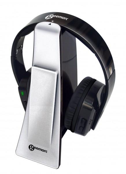 Geemarc Funk-Kopfhörer CL 7400 Silber