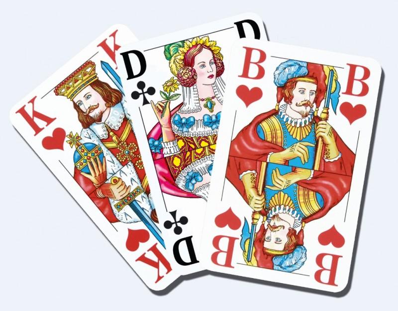 Skatspiel Karten
