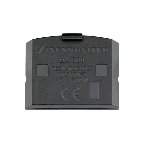 Sennheiser Zusatzakku BA 300 - Li-Polymer 3,7 V