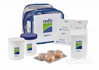 cedis Reinigungs- und Trockenset für Slimschläuche eSET11