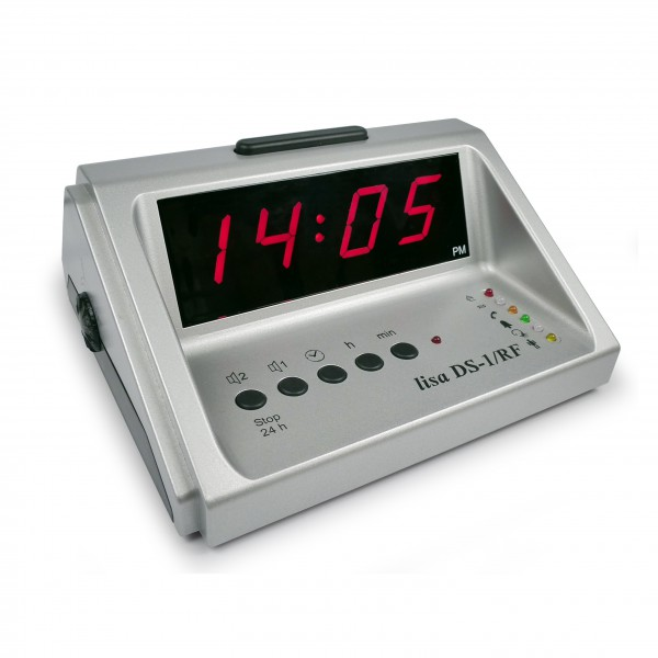 Humantechnik Digitalwecker lisa DS-1/RF