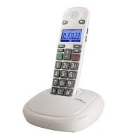 Seniorentelefon freeTELeco - Weiss, ohne AB
