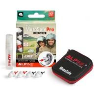 Alpine MotoSafe Pro Gehörschutz für Motorradfahrer