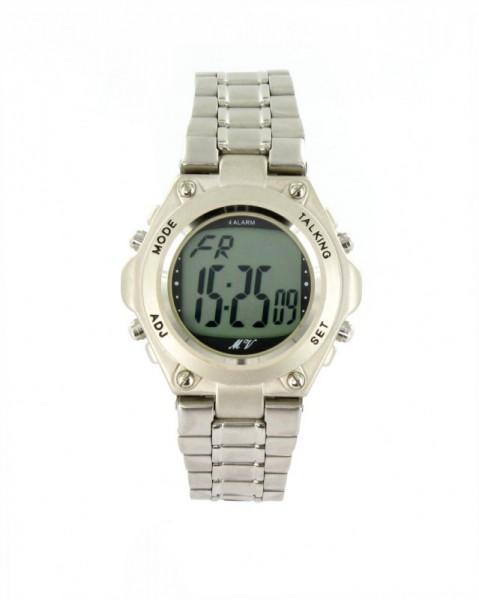 Sprechende Herren-Armbanduhr Digital Sport von MARSCHALL