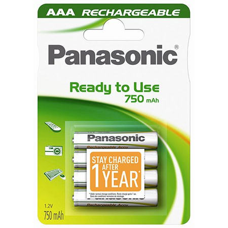 Panasonic Akku AAA für DECT Telefone