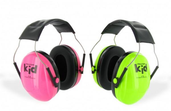 3M Peltor Kid - Kapselgehörschutz für Kinder