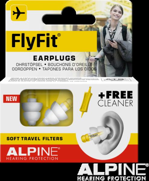 Alpine Gehörschutz FlyFit