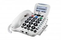 Großtasten-Telefon mit Tonverstärkung und AB Geemarc CL555